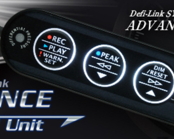 Defi - New Version - ADVANCE Control Unit