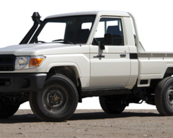 Toyota - OEM Parts - Land Cruiser