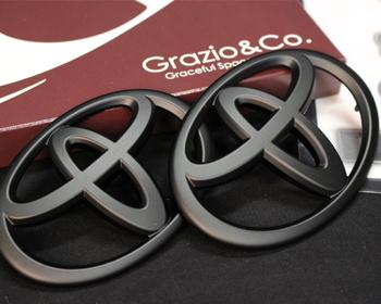 Grazio - Toyota Emblem Set