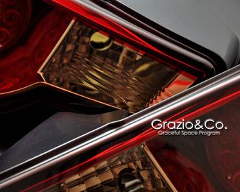 Grazio - Toyota 86 Exterior Parts - Carbon Turn Lamp Cover