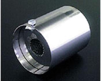 Buddy Club - Racing Spec. Muffler - Spec. II - Removable Inner Silencer