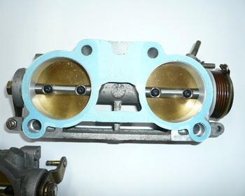 Garage Ito - RB26 Big Throttle Body - Garage Ito Throttle