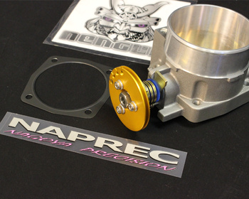 NAPREC - Big Bore Throttle Body