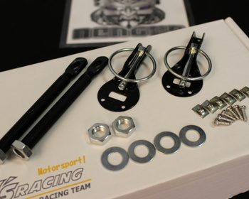 J's Racing - Hood Pin