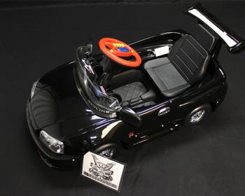 R34 GTR - Battery car Nissan Skyline GT-R R34
