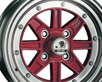 SSR - Speed Star MK-III