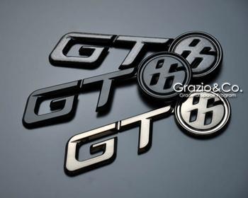 Grazio - EUR GT86 Emblem