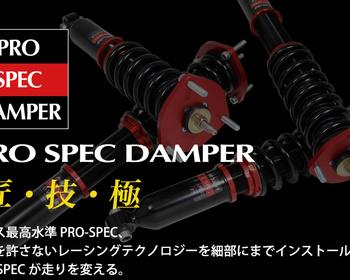 Buddy Club - Pro Spec Damper Kit