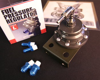 185002 - Tomei Adjustable Fuel Regulator - Type L (for high flow, big power & high boost)(adapter no