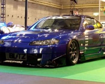 URAS - Type GT Nissan Silvia S15