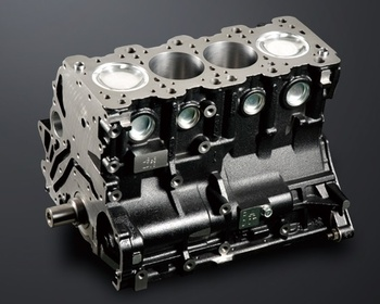 Tomei - Limited Edition 4G63 Stroker Kit