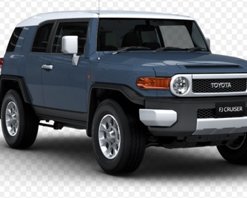Toyota - OEM Parts - FJ Crusier