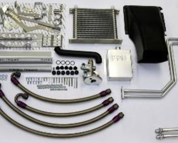 HKS - Dual Clutch Transmission Cooler Kit