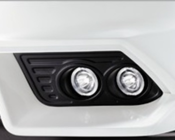 Garson Fog Lamp Bumper Covers