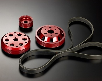 Toda - FA20 Light Weight Front Pulley KIT
