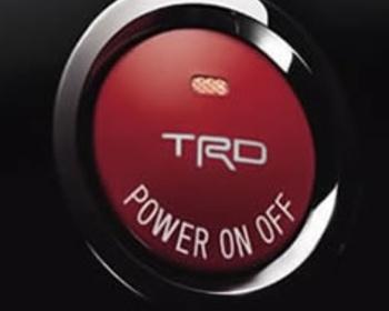 TRD - Toyota Push Button