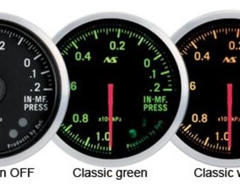 Defi - RS Meter