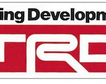 TRD - Sticker