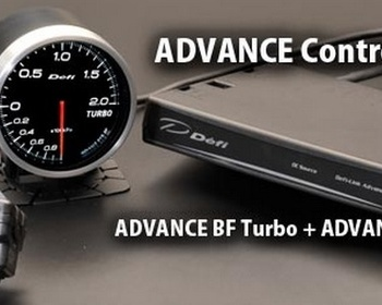 Defi - Defi - ADVANCE BF Meter Boost + Control Unit