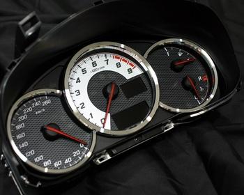 Cyber Stork - Metal Series Dials