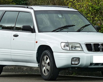 Subaru - Forester SF5 OEM Parts