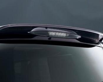 Nissan - Serena C26 roof spoiler
