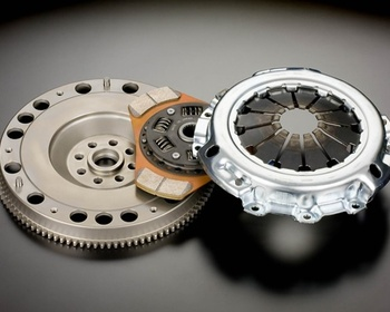 Toda - Ultra Light Weight Chrome-molly Flywheel & Clutch KIT