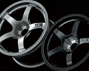 Yokohama Wheel Design - Advan TCIII