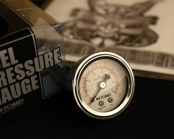 Tomei - Fuel Pressure Gauge