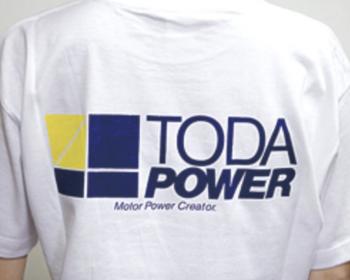 Toda - Power T-Shirt