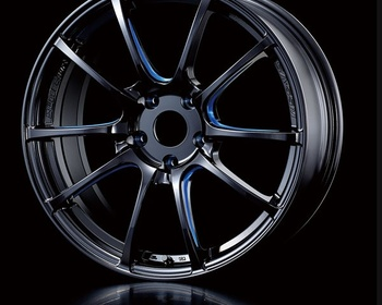 Black Blue Machining FF