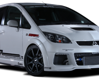 Blitz - Aero Speed R-Concept - Colt Ralliart