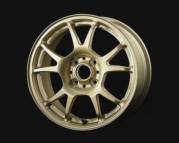 Flat Gold 15 inch