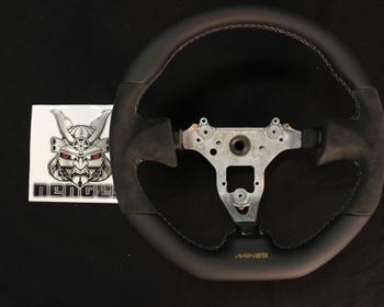 Mines - R34 Steering wheel