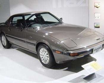 Mazda - OEM Parts - RX7 12A FB