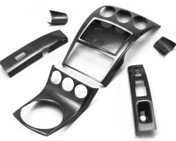RSW Z33 Zenki Carbon Fiber Designs - Interior