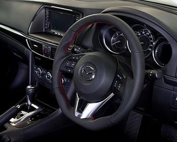 Kenstyle - Steering Wheel - Mazda Atenza Sedan/Wagon (GJ)