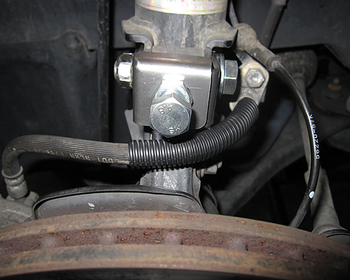 RRP Chamber Adjustment Lock Kit