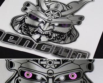 Nengun - Classic Samurai Sticker