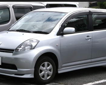 Toyota - OEM Parts - Passo