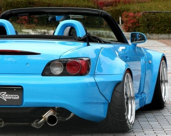 M and M Honda - Hyper Wide Body Kit - S2000