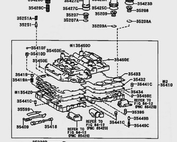Toyota - OEM Parts - Soarer (JZZ30)