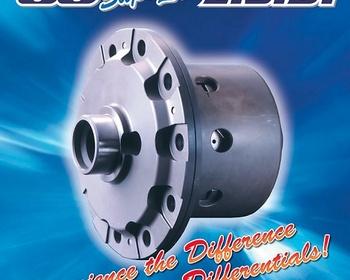 OS Giken - Nissan ECR33 Super Lock LSD