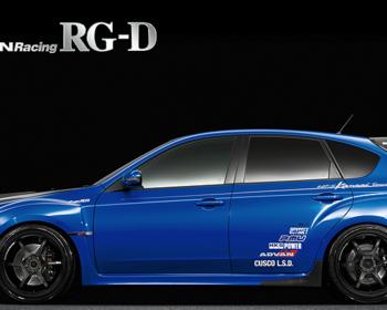 Yokohama Wheel - ADVAN Racing RG-D