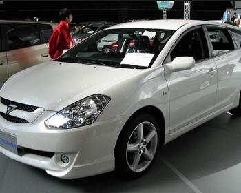 Toyota - OEM Parts - Caldina
