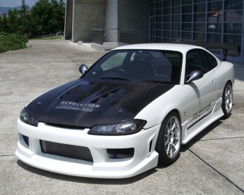 Garage Mak - Nissan S15 Body Kit