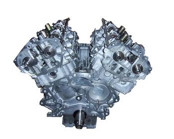 Nissan - New VQ35DE engines