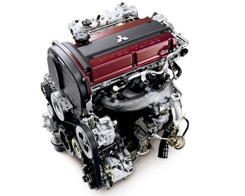 Mitsubishi - New EVO CZ4A Engines