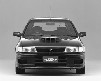 Nissan - OEM Parts - Pulsar GTI-R