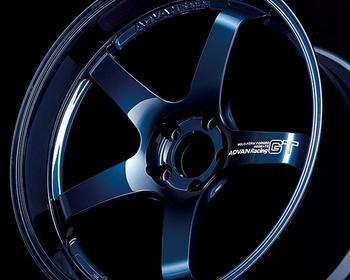 Yokohama Wheel Design - ADVAN Racing GT Premium Version